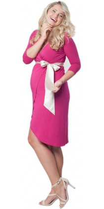 Těhotenské šaty - Tereza Magenta