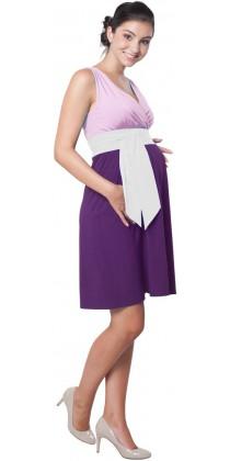 Těhotenské šaty - Madeline Purlpe