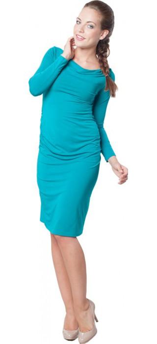 Těhotenské šaty - Elizabeth Emerald Green