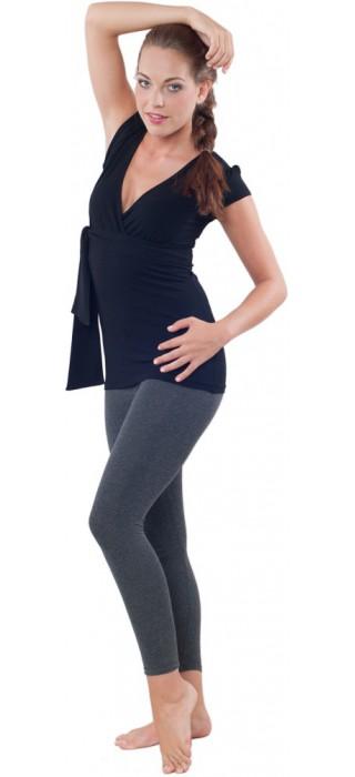 Těhotenská trička & bolerka & legíny - Ellie Black