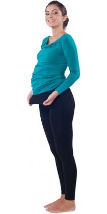 Těhotenská trička & bolerka & legíny - Legíny
