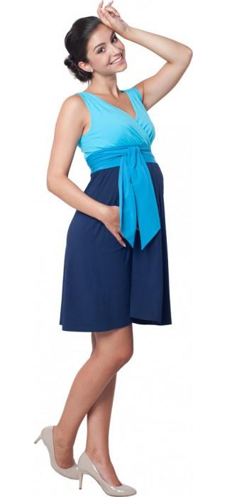 Těhotenské šaty - Madeline Blue