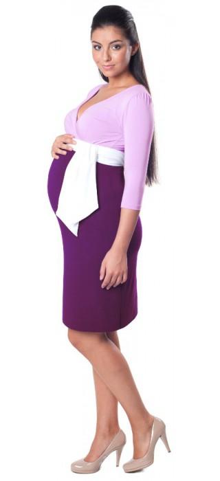 Těhotenské šaty - Danielle Levander & Purple