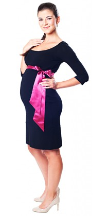 Těhotenské šaty - Andrea Black