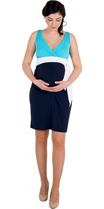 Těhotenské šaty - Meghen Blue