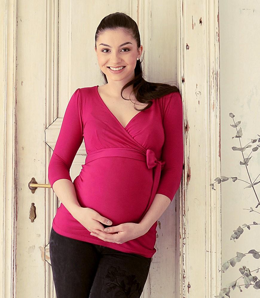 Těhotenská trička & bolerka & legíny