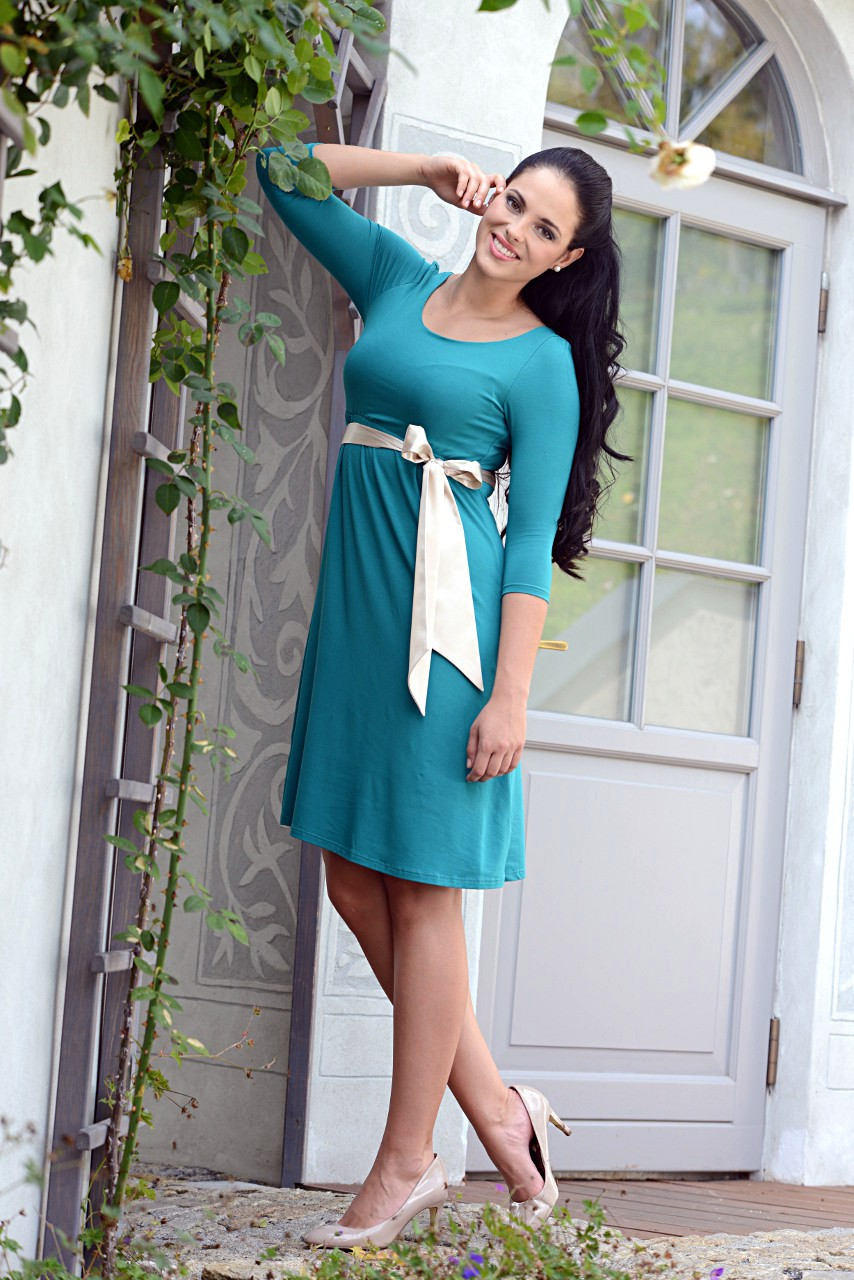 Sofia Emerald Green