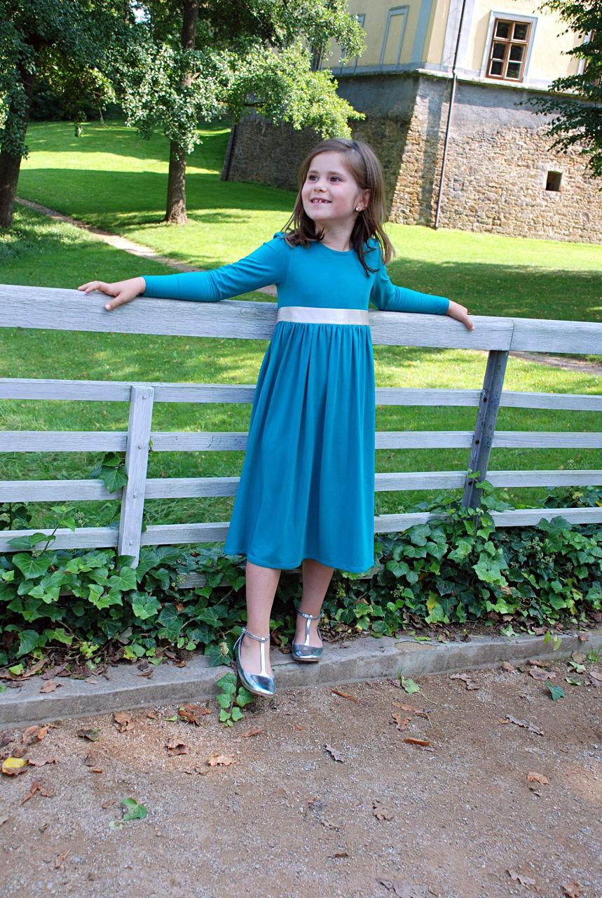 Dívčí šaty Emily