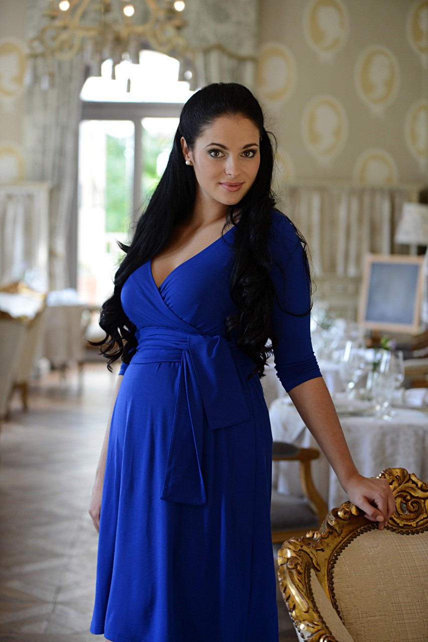 Catherine Royal Blue