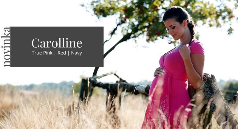 Šaty Carolline - novinka Victoria Grace